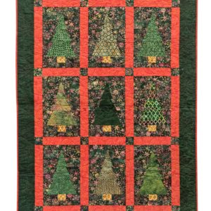 "BLD-004 – ""ONCE UPON A CHRISTMAS"" Quilt Pattern"