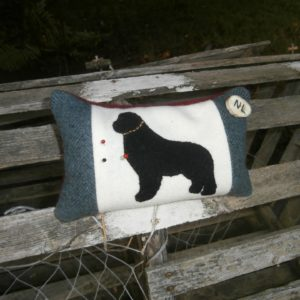 """PINNY"" Newfoundland Dog Pin Cushion KIT"