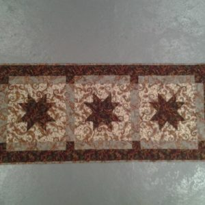 "BLD-016 – ""SEEING STARS"" Table Runner"