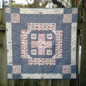 "BLD-020 – ""SERENITY"" Table Topper"