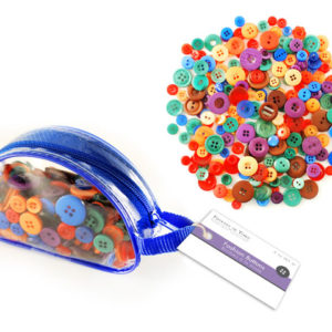 BUTTON ASSORMENT D – 85gr/3oz