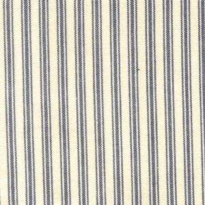 Tea Towel – Ticking Stripe Navy/Cream