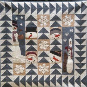 SNOWMAN BOM Pattern Packet