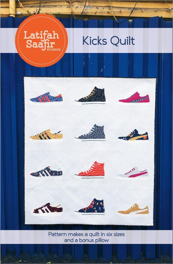 Kicks quilt
