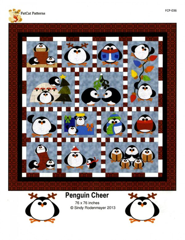 Penguin cheer