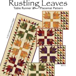 RUSTLING LEAVES Table Runner
