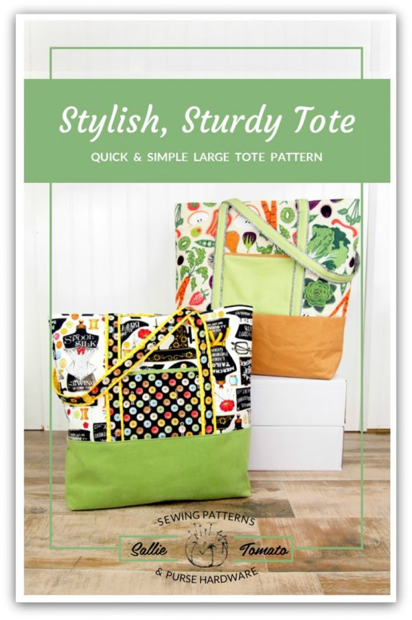 Sally Tomato – Stylish Sturdy Tote