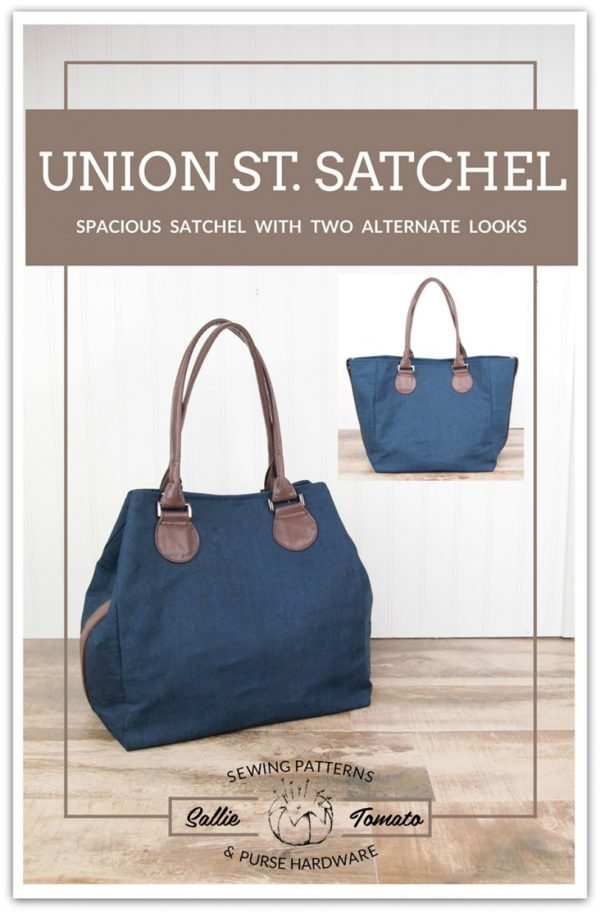 Sally Tomato – Union Street Satchel