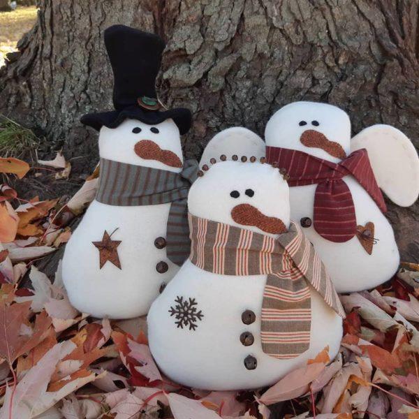 Snow Pals Trio