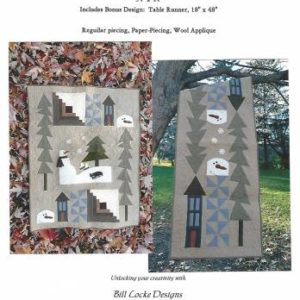 WINTER MEMORIES BOM & Bonus Table Runner Pattern