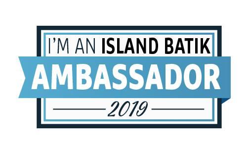 And the 2019 Island Batik Ambassadorship has begun……