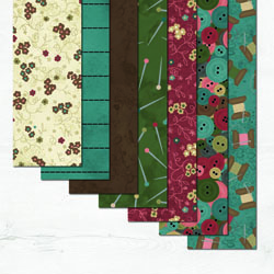 KEEPING YOU IN STITCHES – Jelly Roll Strips – 2-1/2″